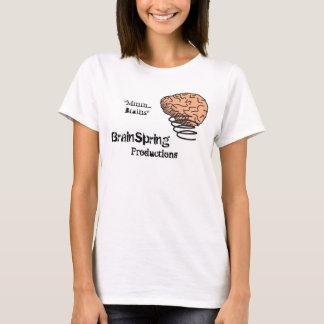 Camiseta Produções de BrainSpring