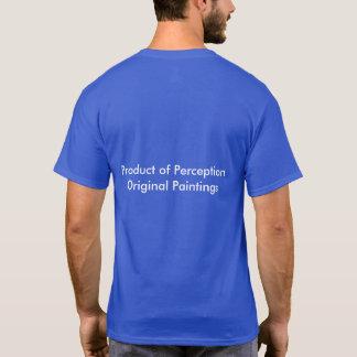 Camiseta Produto da árvore da percepção do T da vida