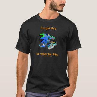 Camiseta Produto de Alby
