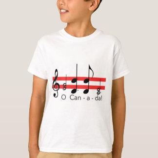 Camiseta Produtos canadenses
