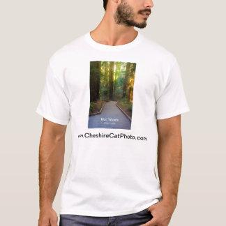 Camiseta Produtos de Califórnia da passagem das madeiras de