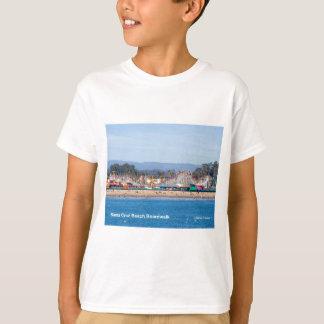 Camiseta Produtos de Califórnia do passeio à beira mar da