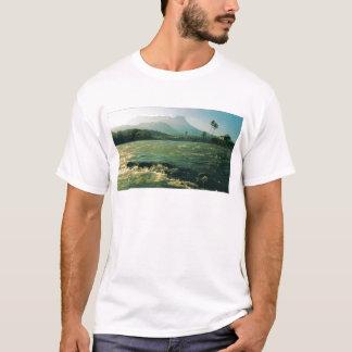 Camiseta Produtos do múltiplo do Monte Kinabalu