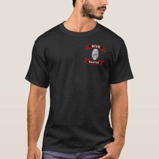 Camiseta Produtos mestres do mergulho
