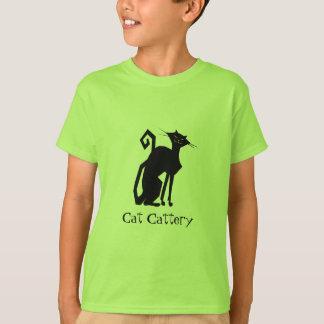 Camiseta Produtos profissionais do gato