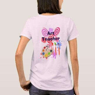 Camiseta Professor de arte - t-shirt