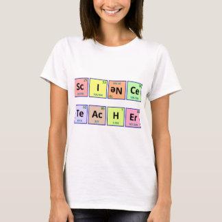Camiseta Professor de ciências