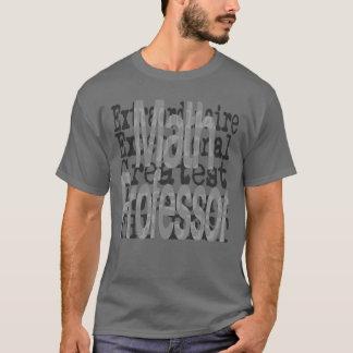 Camiseta Professor de matemática Extraordinaire