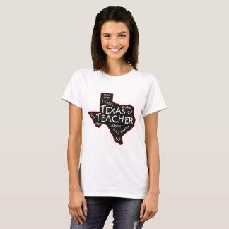 Camiseta Professor de Texas