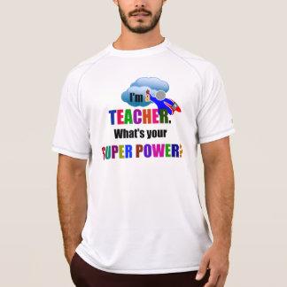 Camiseta Professor do super-herói