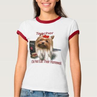 Camiseta Professor eu não comi o seu
