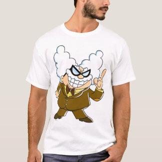 Camiseta Professor Poopypants do capitão Cuecas |