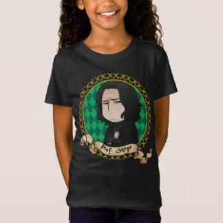 Camiseta Professor Snape Retrato do Anime