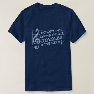 Camiseta Professores de música engraçados 2 da chalaça | da