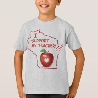 Camiseta Professores de Wisconsin