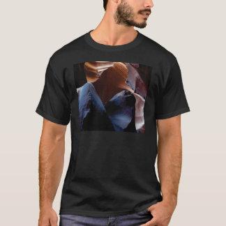 Camiseta profundidade das rochas