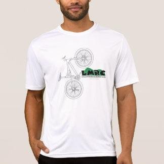 Camiseta Programa demonstrativo do t-shirt de LMBC