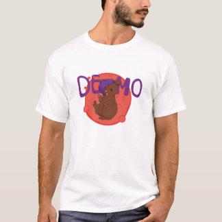 Camiseta Programa demonstrativo o urso!