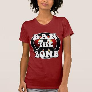 Camiseta Proiba a bomba
