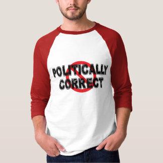 Camiseta Proibição polìtica correta