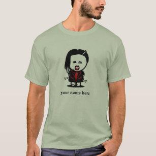 Camiseta Projete sua própria boneca do Voodoo