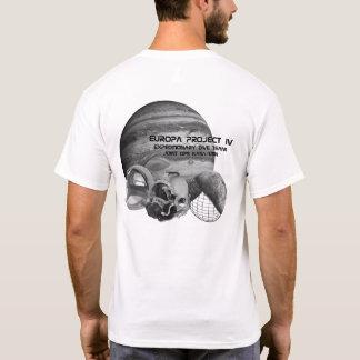 Camiseta Projeto 4 do Europa - Exp. Equipe do mergulho