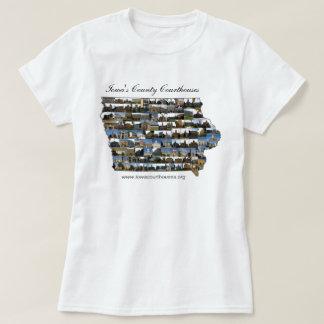 Camiseta Projeto dos tribunais de Iowa