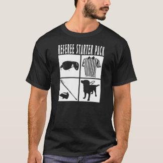 Camiseta Projeto engraçado do bloco do acionador de partida