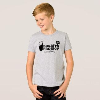 Camiseta Projeto SF do Burrito - o T do miúdo
