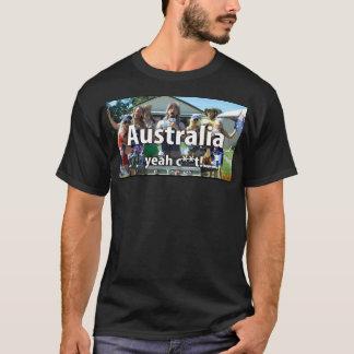Camiseta Promoção do dia de Austrália