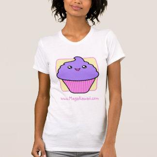 Camiseta Promocional mega do t-shirt do bolo de Kawaii