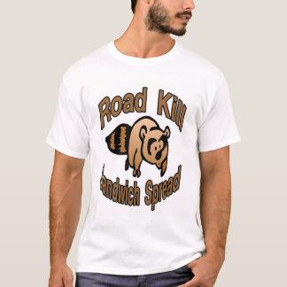 Camiseta Propagação do sanduíche do matar de estrada