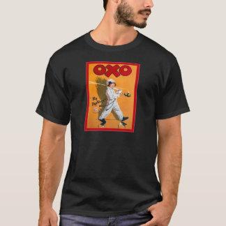 Camiseta Propaganda do vintage, Oxo, meu nightcap