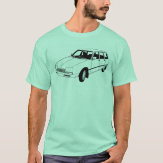 Camiseta Propriedade de Citroen GS