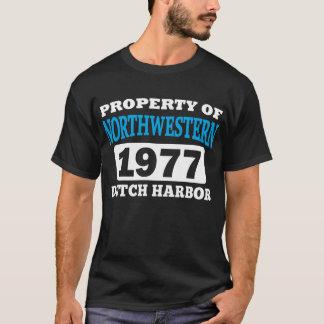 Camiseta Propriedade de F/V do noroeste