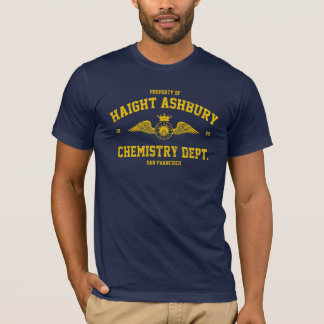 Camiseta Propriedade de Haight Ashbury