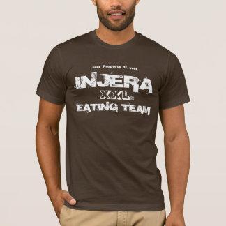 Camiseta Propriedade de INJERA que come a equipe