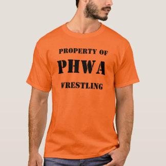 Camiseta Propriedade de, PHWA, luta