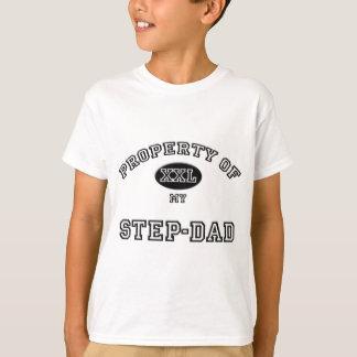 Camiseta Propriedade do Etapa-Pai