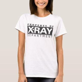 Camiseta Propriedade do RAIO X