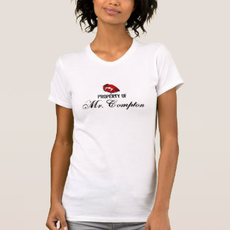 Camiseta Propriedade do Sr. Compton