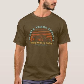 Camiseta Propriedades de Cuesta Verde - fase uma