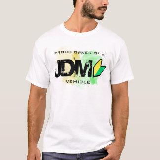 Camiseta Proprietário orgulhoso de JDM