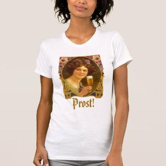 Camiseta Prost! T-shirt de Oktoberfest galão Octoberfest do