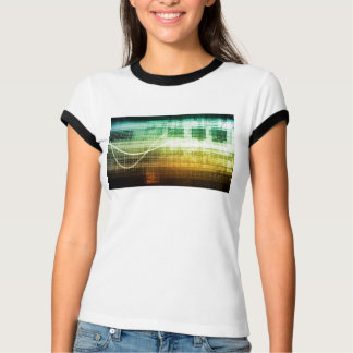 Camiseta Protecção de dados e exploração da segurança do