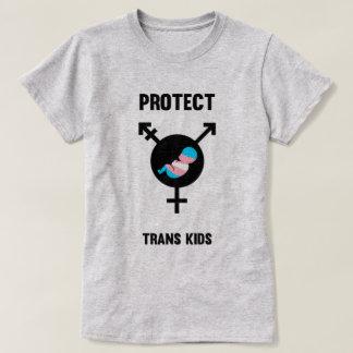 Camiseta #ProtectTransKids