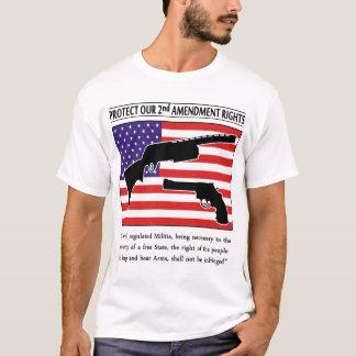 Camiseta Proteja nossos òs direitos da alteração