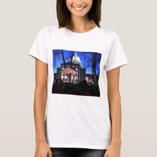 Camiseta Protesto de Madison