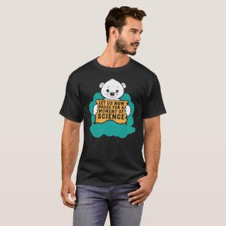 Camiseta Protesto do urso polar para o presente das