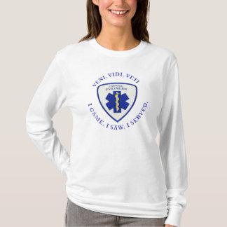 Camiseta Protetor certificado do paramédico VVV